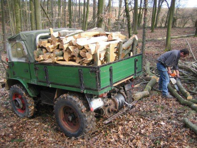 unimog mb-trac wf-trac pour utilisation forestière dans le monde - Page 2 13310