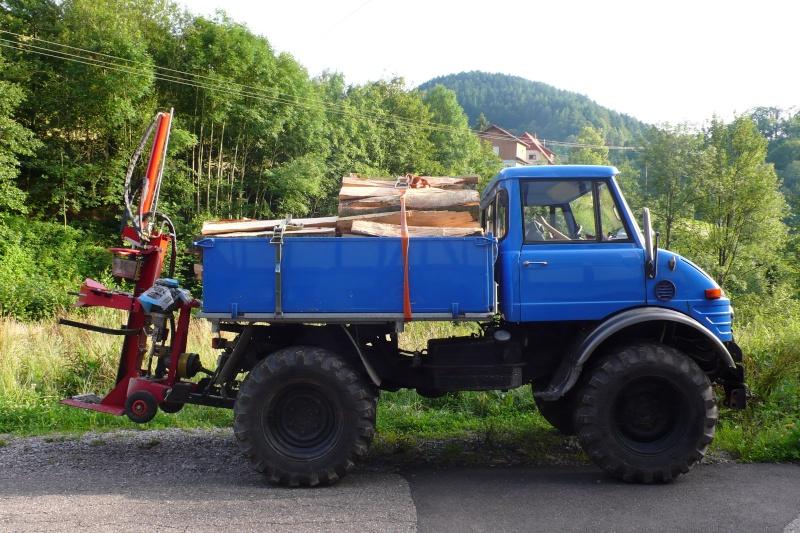 unimog mb-trac wf-trac pour utilisation forestière dans le monde 9443_a10