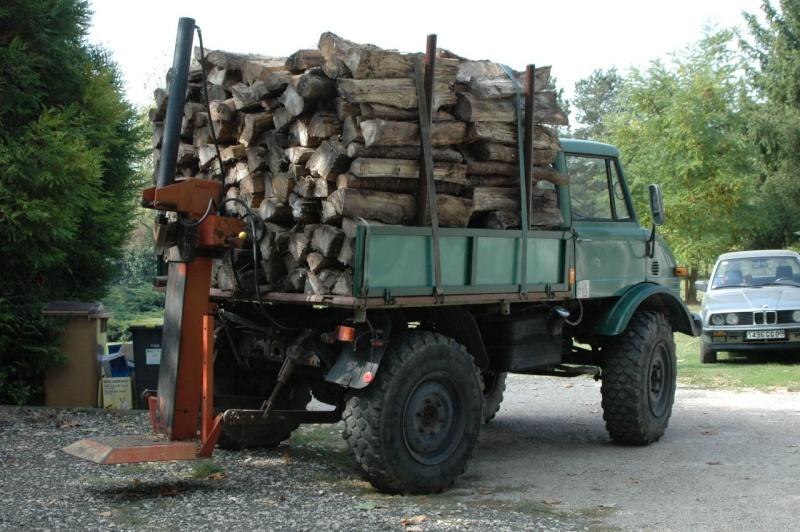 unimog mb-trac wf-trac pour utilisation forestière dans le monde Avec_f10