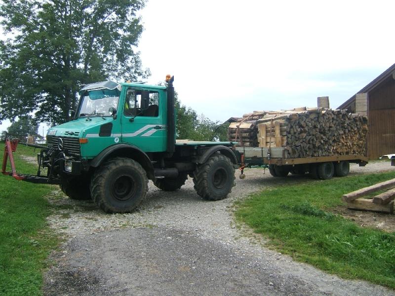 unimog mb-trac wf-trac pour utilisation forestière dans le monde - Page 2 Brennh12