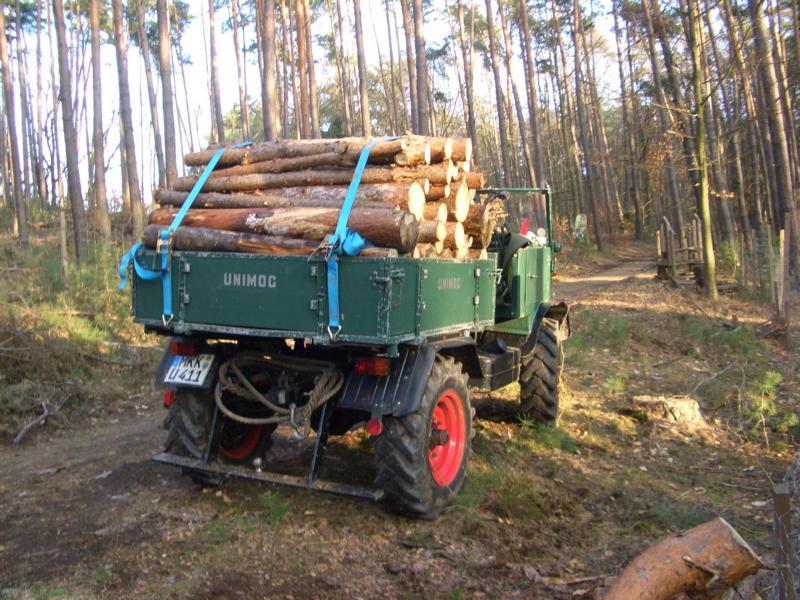 unimog mb-trac wf-trac pour utilisation forestière dans le monde - Page 2 Cimg6710