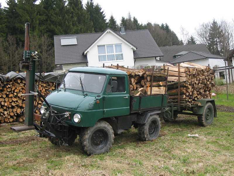 unimog mb-trac wf-trac pour utilisation forestière dans le monde - Page 2 Gespan10