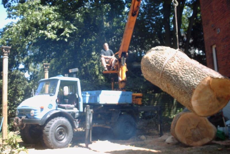 unimog mb-trac wf-trac pour utilisation forestière dans le monde Gibts_10