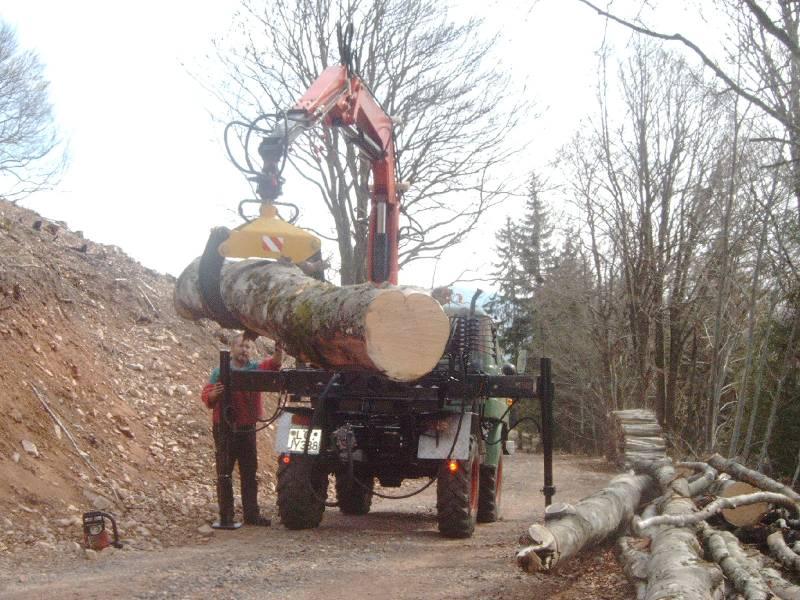 unimog mb-trac wf-trac pour utilisation forestière dans le monde Imag0010