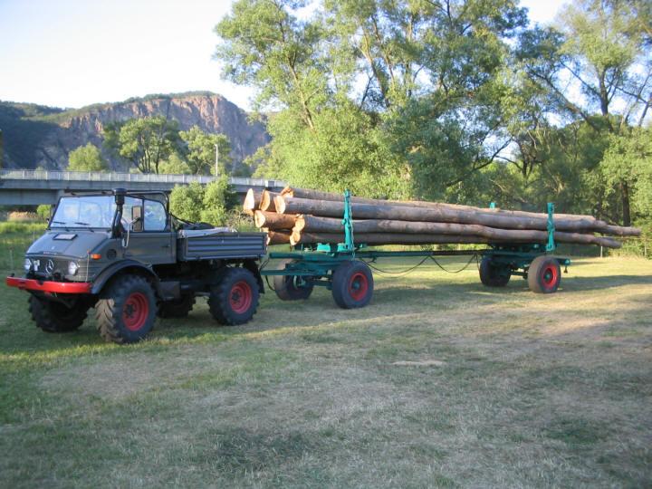 unimog mb-trac wf-trac pour utilisation forestière dans le monde Img_0010