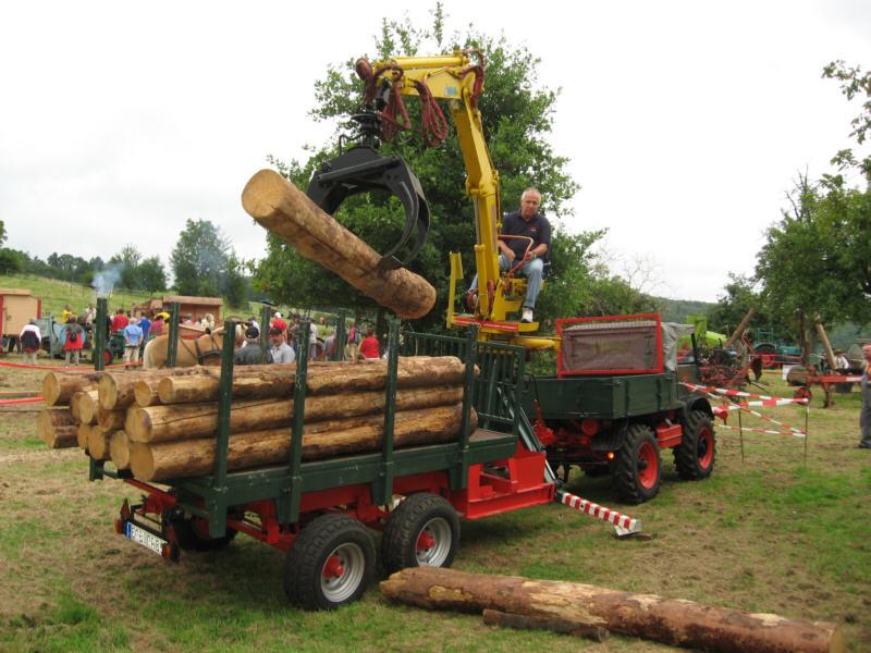 unimog mb-trac wf-trac pour utilisation forestière dans le monde - Page 2 Img_0613