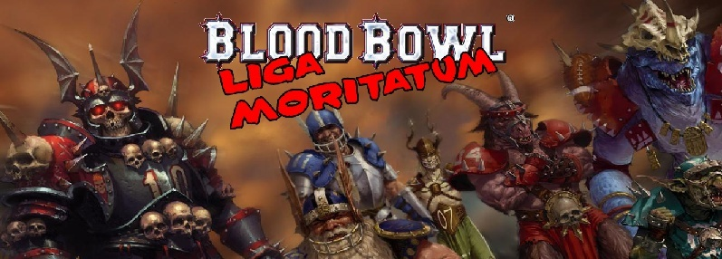Liga Moritatum - Sangre y Astrogranito.
