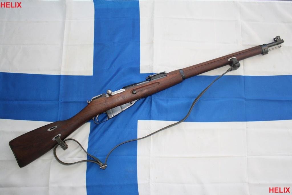 FUSIL M28 FINLANDAIS (Mosin M/28) 00414