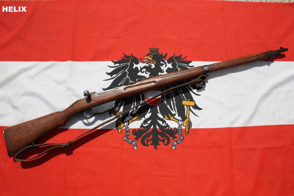 FUSIL STEYR 1895 (Autriche/Hongrie) 00511