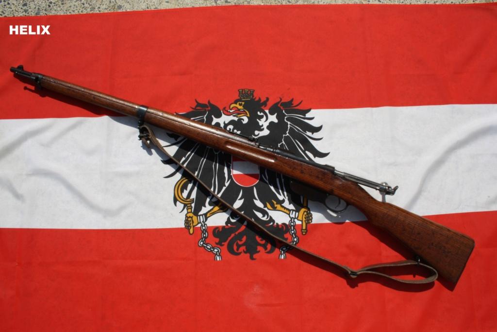 FUSIL STEYR 1895 (Autriche/Hongrie) 02810