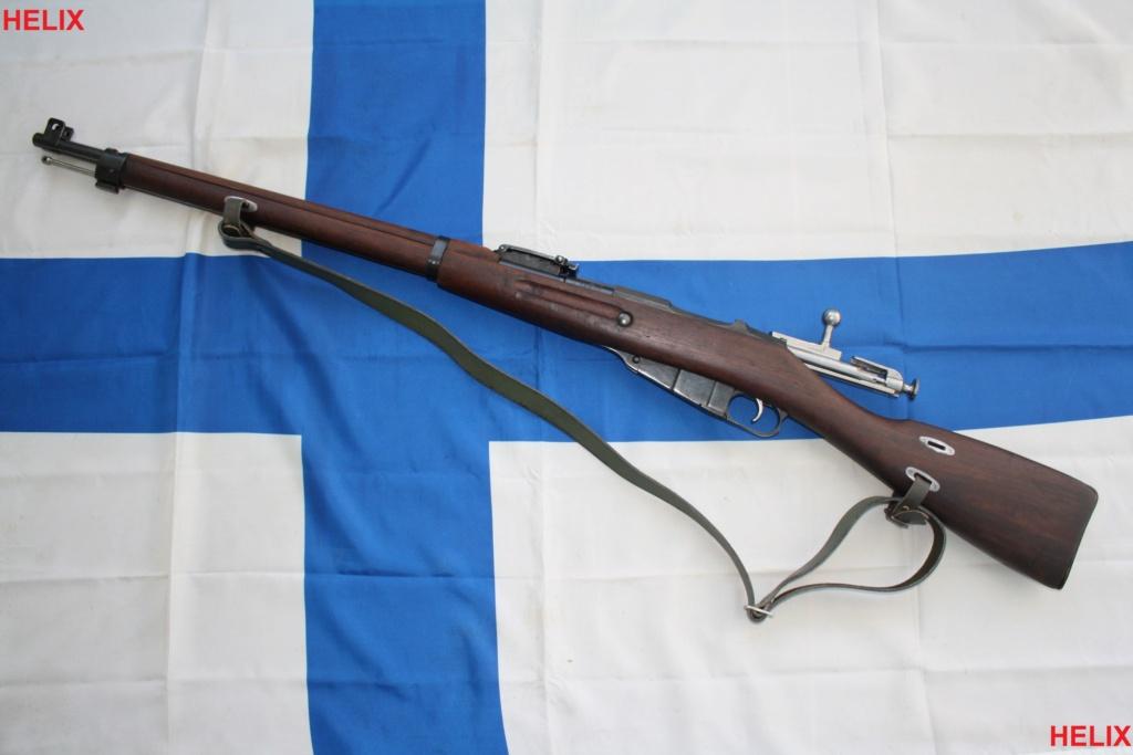 FUSIL M28 FINLANDAIS (Mosin M/28) 02813