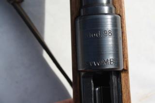 98K : marquages de boitier 03311
