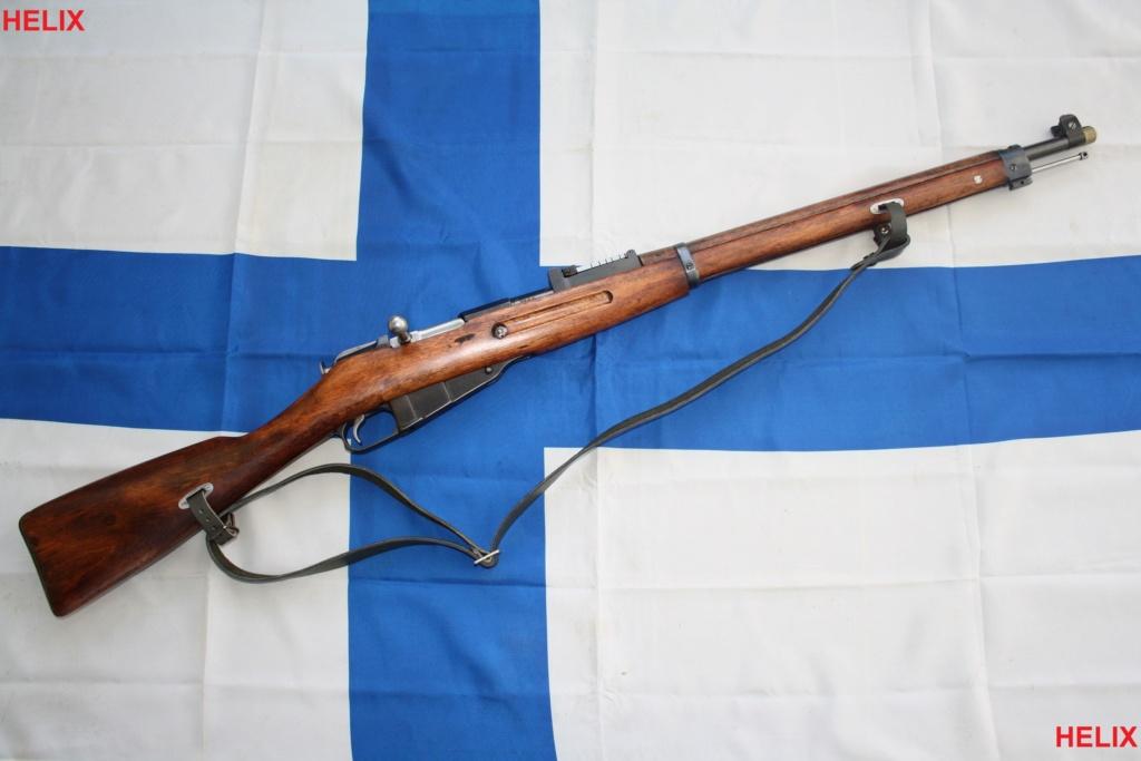 FUSIL M/28-30 FINLANDAIS (Mosin M/28-30) 07110
