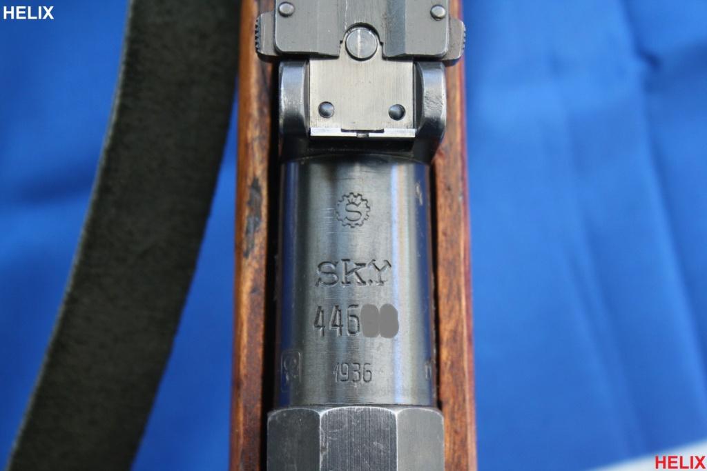 FUSIL M/28-30 FINLANDAIS (Mosin M/28-30) 09010