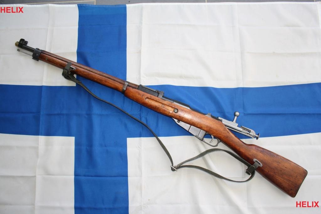FUSIL M/28-30 FINLANDAIS (Mosin M/28-30) 10810
