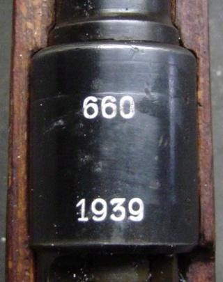 98K : marquages de boitier 660_1910