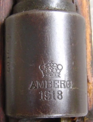 G98 : marquages de boitier Amberg12