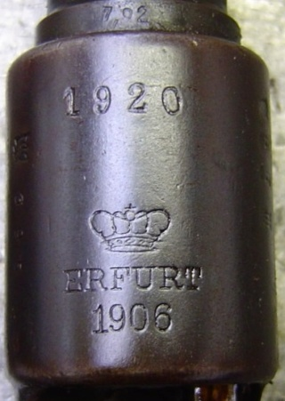 G98 : marquages de boitier Erfurt12