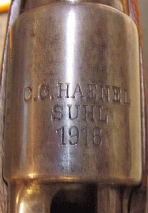 G98 : marquages de boitier Haenel10