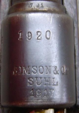 G98 : marquages de boitier Simson11