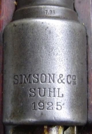 G98 : marquages de boitier Simson12