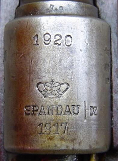 G98 : marquages de boitier Spanda10