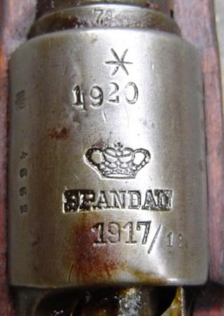 G98 : marquages de boitier Spanda14