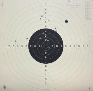 Revolver WF 1878 à la maison. Rechargement de la 1878 10.4mm - Page 5 Tir_1811