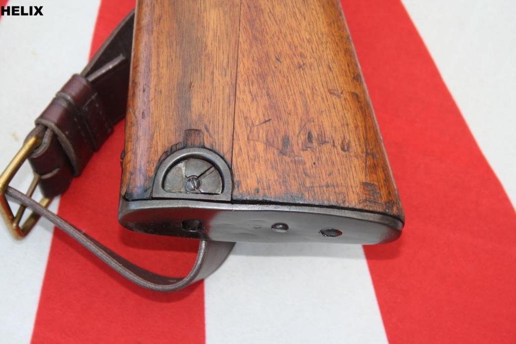 四四式騎銃, Yonyon-shiki kijū/Yonjūyon-shiki kijū (Carabine type 44) Type_420
