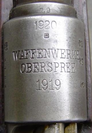 G98 : marquages de boitier Waffen11