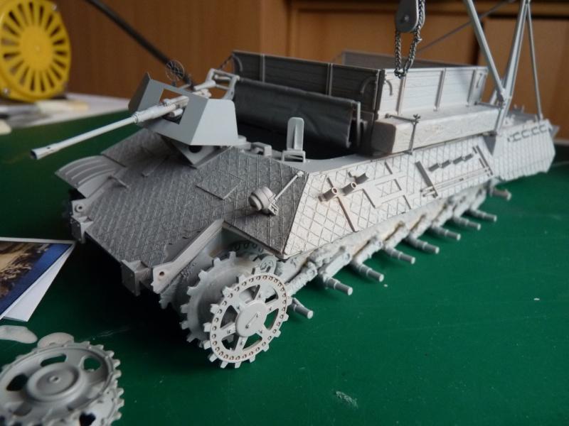 sdkfz - BERGPANTHER  sdkfz 179 P1020512