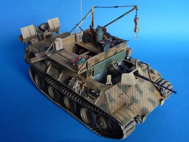 sdkfz - BERGPANTHER  sdkfz 179 P1020518