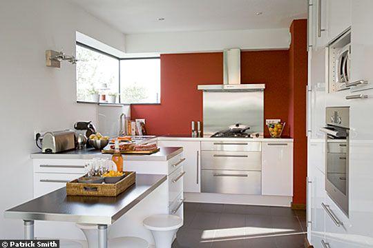Relooker un t2 premier achat - Couleur murs cuisine ...