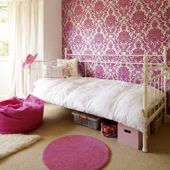 Chambre d'enfant romantique et douce !! Childr10