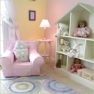 Chambre d'enfant romantique et douce !! Raney_10