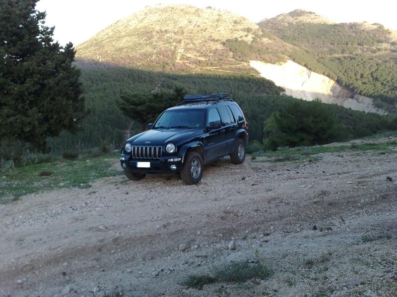 Ecco la mia Jeep Fratelli - Pagina 4 Bosco510