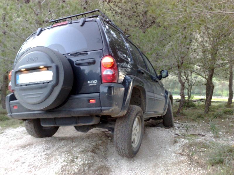 Ecco la mia Jeep Fratelli - Pagina 4 Bosco710