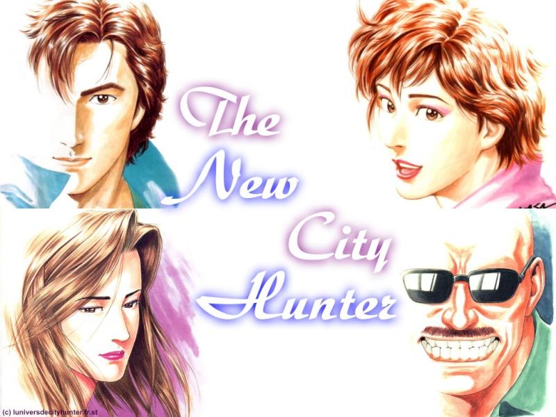 image city hunter Wall7210