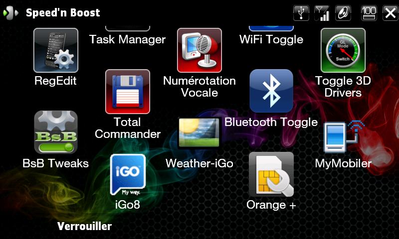 igo8 - IGO8 et le HD2 Screen10