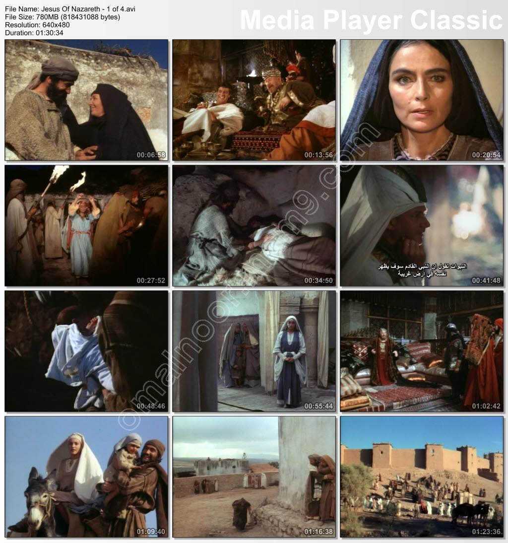 نسختين DVD من فيلم يسوع الناصري (1977) Jesus Of Nazareth - صفحة 4 110