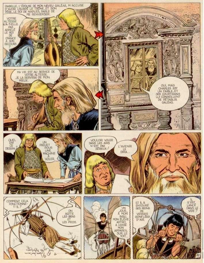 Claude Pascal et Léonard de Vinci 1110