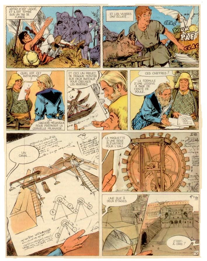Claude Pascal et Léonard de Vinci 12red10