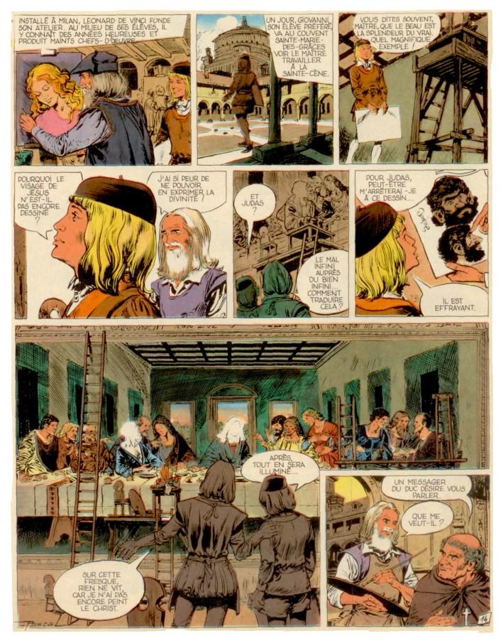 Claude Pascal et Léonard de Vinci 14red10