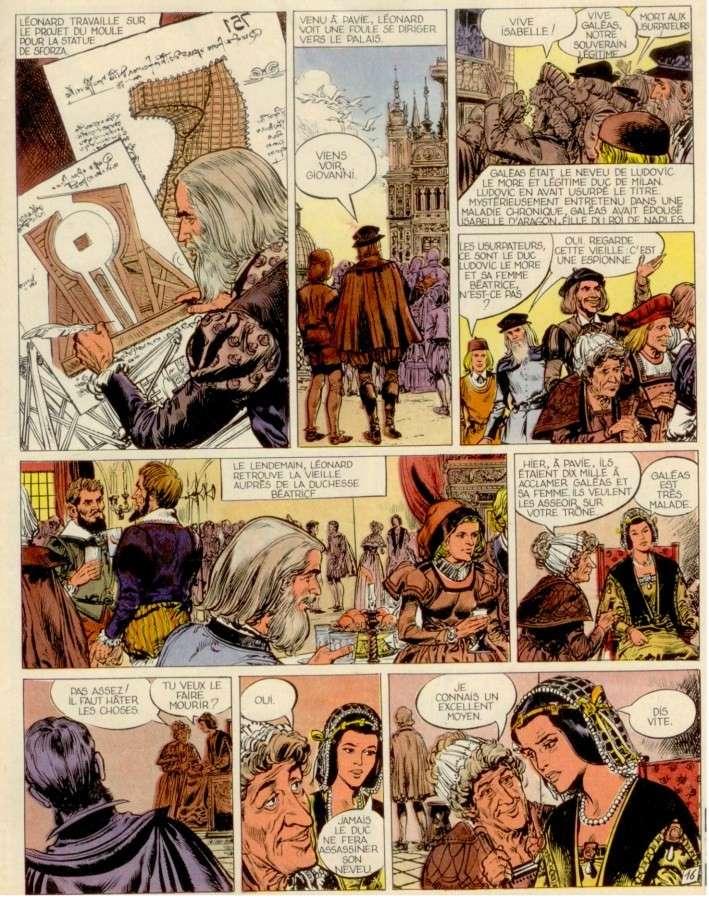 Claude Pascal et Léonard de Vinci 16red10