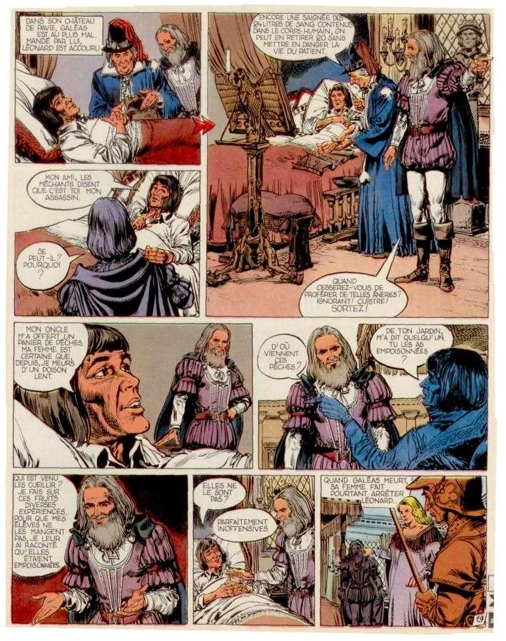 Claude Pascal et Léonard de Vinci 19red10