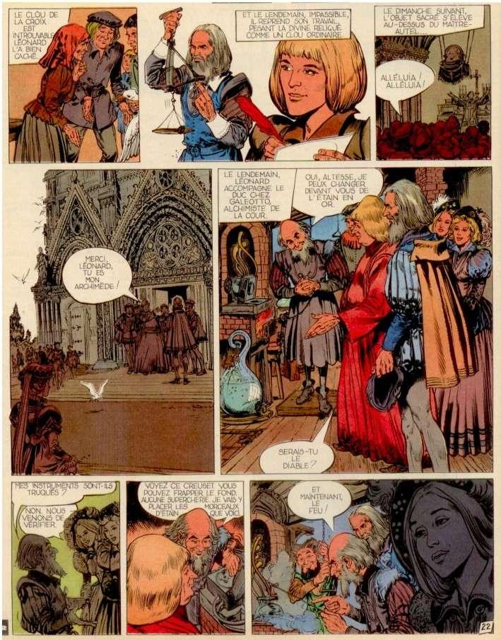 Claude Pascal et Léonard de Vinci - Page 2 22red10