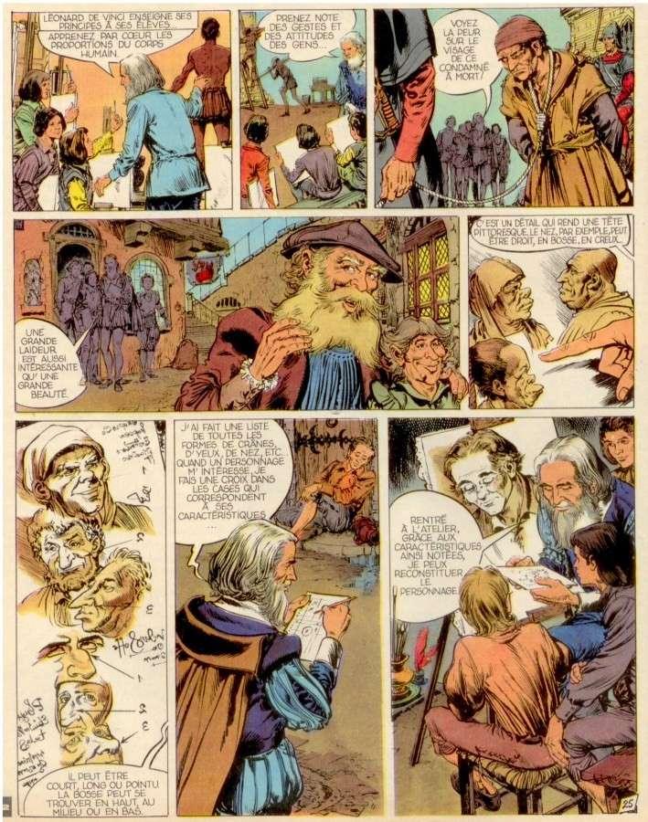 Claude Pascal et Léonard de Vinci - Page 2 25red10