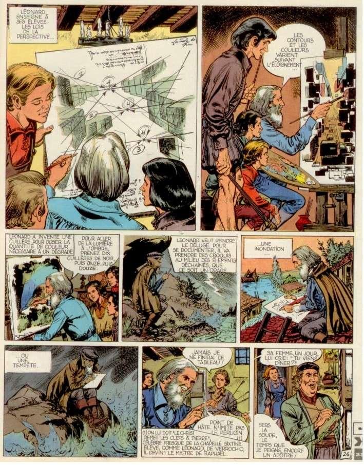 Claude Pascal et Léonard de Vinci - Page 2 26red10