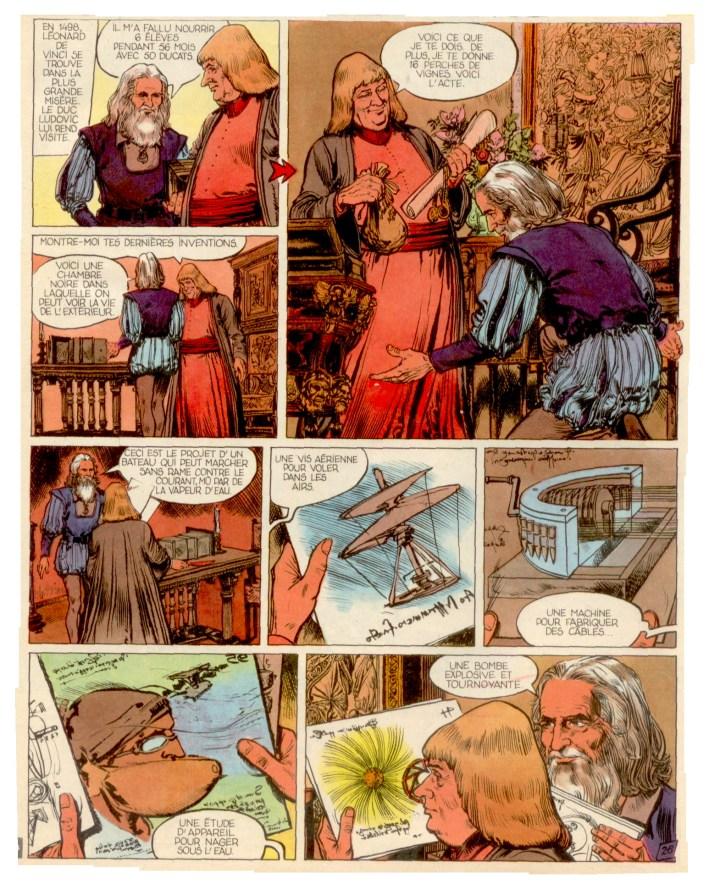Claude Pascal et Léonard de Vinci - Page 2 28red10