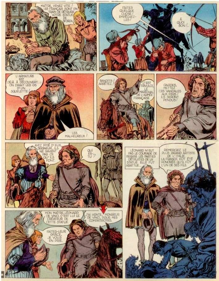 Claude Pascal et Léonard de Vinci - Page 2 30red10